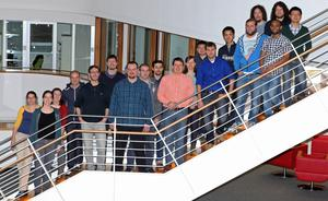CMI group photo December 2014